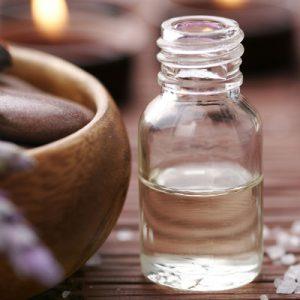 olio da massaggio
